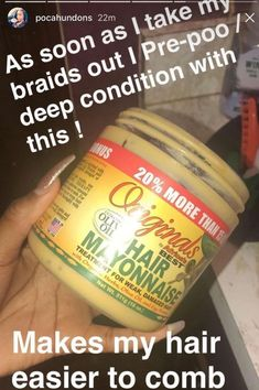 It's for natural hair and it's also for wigs. (BonitaRebel on YT) sooo I'm going to try it! It's for natural hair and it's also for wigs. (BonitaRebel on YT) sooo I'm going to try it! Natural Hair Care Tips, Natural Hair Growth, Natural Hair Journey, Natural Hair Styles, Curly Hair Care, Curly Hair Styles, My Hairstyle, Kid Hairstyles, Hair Porosity