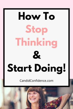 Do you ever feel fear or self-doubt holding you back from taking action? Click to learn how getting into alignment will help you get and stay motivated! It's just the kick in the booty you need! #candidconfidence #overthinking #getmotivated #takeaction