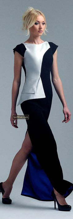 Edward Arsouni Fall Winter 2013-14 Ready to Wear