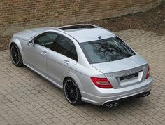 C63 AMG 6.3ltrs of Excitement