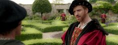 Damian Lewis as King Henry-2nd EPISODE OF WOLF HALL TOMORROW 4/12 ON PBS! Episode 1 Recap, WOLF HALL ON PBS!! (US viewers) If you could use some help managing Wolf Hall's complex machinations and maneuvers, revisit 15 key moments from Episode 1: Three Card Trick. Clear up questions about timelines and Thomases, note allies and enemies to watch, and accompany characters to seats of power…and exile.
