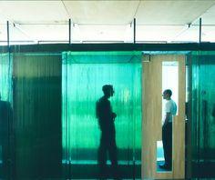 Kruunenberg en Van der Erve - Laminata glass house, Leerdam