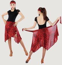 7 цвет Латинской сальса танго румба бальные танцы платья кисточки юбки треугольные