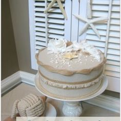 faux cake paper towe
