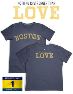 Life is Good... ONE Boston-Boston STRONG