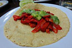 Mexican Food (tacos al pastor) Queretaro, Mexico April, 2015 ESLVentures.com