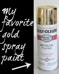 Another pinner says: Honey We're Home: Favorite Gold Spray Paint (true gold, no pink tones) Gold Diy, Gold Gold, Gold Spray Paint, Painting Wallpaper, Pink Tone, Crafty Projects, Painting Tips, Crafts To Do, So Little Time
