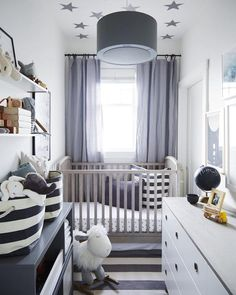 How to Fit a Nursery Into Your Very Small Space | Apartment Therapy