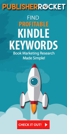 Better KDP keywords mean more sales and more profit for you. Use Publisher Rocket and find keywords that actually work! Book Buyers, Cover Creator, Make Money Writing, Book Categories, Self Publishing, Bestselling Author, New Books, Childrens Books, Amazon Kindle