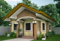 Small house Design SHD-20120001 | Pinoy ePlans - Modern house designs, small house design and more!