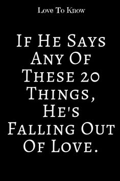 8 Best Falling out of love quotes images | Quotes, Love ...