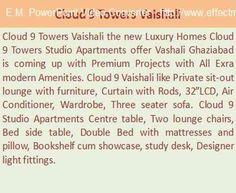 Cloud 9 Towers Vaishali, Cloud 9 Vaishali Ghaziabad, Cloud 9 Studio Apartments Indirapuram, Cloud 9 Service Apartments Vaishali Video:  This Video was up...