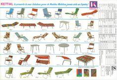 Kettal furniture 1975