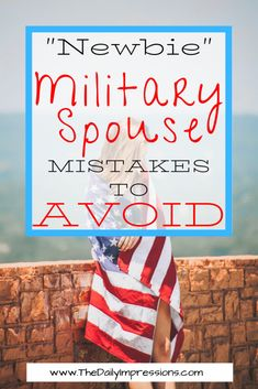 As a new military wife there are a few mistakes you might make along the way. Situations like making new friends to pcsing around the world. The military is a lot like high school but I'm here to help you on your new journey of being a military wife! Military Couples, Military Girlfriend, Military Love, Military Deployment, Military Divorce, Deployment Party, Military Dating, Military Families, Army Wife Tattoos