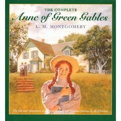 The Complete Anne of Green Gables Boxed Set (Anne of Green Gables, Anne of Avonlea, Anne of the Island, Anne of Windy Poplars, Anne's House of Dreams, ... Rainbow Valley, Rilla of Ingleside): L.M. Montgomery: