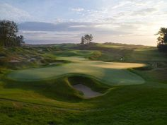 Whistling Straits, Kohler, Wisconsin.  Arguably the greatest championship course in the United States, the Straits at Whistling Straits® has hosted the 2004, 2010 and 2015 PGA Championships and the 2007 U.S. Senior Open, and it is the future site of the 2020 Ryder Cup.