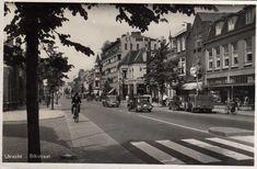 Biltstraat Utrecht (jaartal: 1950 tot 1960) - Foto's SERC