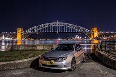 Subie #Subaru #Impreza #subaruimpreza #subaruimprezars #subaruaus #mysubie  #sydneyharbour #harbourbridge #silver #sunset #sky #Sydney #city #mod #jdm  ...