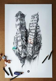 Le sketchbook de Pez / Part.2 // http://houhouhaha.fr/pez