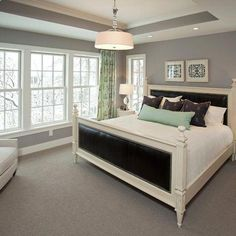 53 Best Tray ceiling images | Ceiling, Bedroom decor, Bedroom designs