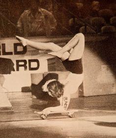 c371f00284 As pioneiras do skate e do surf. Old School Skateboards ...