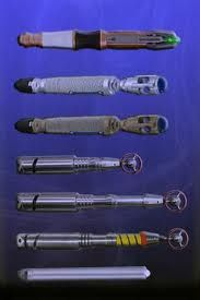 the Sonic is soooo cool! But it's no help against wood :/ 11th Doctor, Good Doctor, Doctor Who, Sonic Screwdriver, Destroyer Of Worlds, Don't Blink, Time Lords, Geek Out, Dr Who