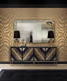 Top 50 Einrichtungs-Tipps für ein luxuriöses Wohn Design – Teil I | #innenarchitketur #wohndesign #luxus | @Koket
