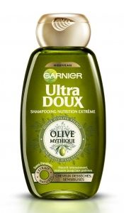 Shampooing Nutrition Extrême  - Ultra Doux Olive Mythique