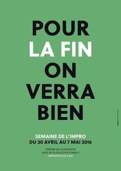 SEMAINE DE L'IMPRO - Ulule
