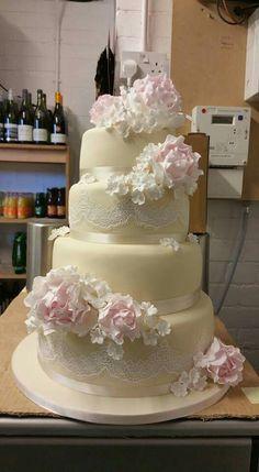 Weddinh cake