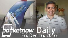 iPhones and Pixels with foldable OLED displays Super Mario Run data issue & more - Pocketnow Daily Stories: - Amazon continues unlocked Moto Z discount at $499.99 http://ift.tt/2hCzB9K - Honor Magic announced with a new approach to AI http://ift.tt/2hCWuwr - Verizon shutting Note 7 off actually on January 5 http://ift.tt/2h6HC69 - Super Mario Run is kind of a data hog stick to Wi-Fi for now http://ift.tt/2hDSA3N - LG to supply foldable displays to Apple Google and Microsoft soon…
