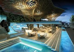 Zilwa is a 5 star luxury island resort in the Seychelles - Architecture by SAOTA.   Details at http://blog.opad.com/index.php/zilwa-is-a-5-star-luxury-island-resort-in-the-seychelles-architecture-by-saota/