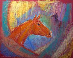 "Ознакомьтесь с моим проектом @Behance: «""Sunny horse""» https://www.behance.net/gallery/47085341/Sunny-horse"
