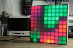 In this project I will show you how to combine commonly available WS2812B RGB LEDs with an Arduino Nano in order to create a colorful 10x10 LED Matrix. Let's get started!