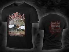 """VOMITORY """"raped in their own blood"""", T-Shirt"""
