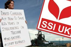'Osborne's low watt indifference failed Redcar': What the national press says about SSI - Gazette Live