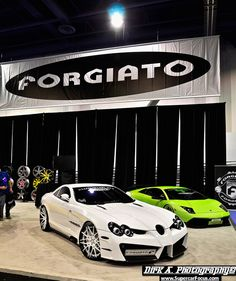 The Official Forgiato Wheels Blog » Forgiato @ SEMA 2011