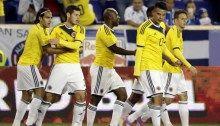 Colombia, a ratificar su buen momento ante EE.UU