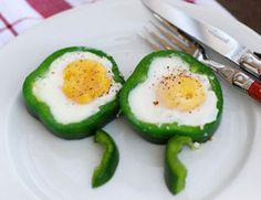 Shamrock Good Luck Eggs