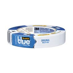 ScotchBlue Original Multi-Surface Painter's Tape, inch x 60 yard, 1 Roll Paint Line, Painters Tape, Home Hardware, Wall Treatments, Masking Tape, Interior Paint, Iowa, Surface, How To Apply