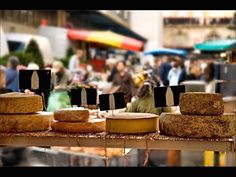 Cheese at market #Fr