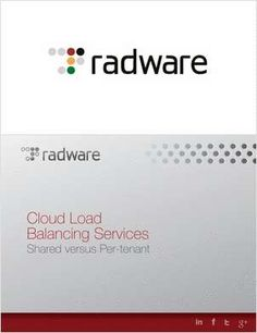 Free eGuide to Cloud Load Balancing: Shared vs. Tenant Understand key challenges related to deploying load balancing in the cloud. Cloud Computing, Clouds, Free, Cloud