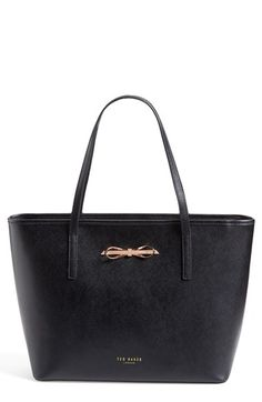 Ted+Baker+London+Crosshatch+Shopper+available+at+#Nordstrom