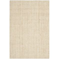 @Overstock - Safavieh's Natural Fiber collection is inspired by timeless contemporary sisal designs crafted with the softest jute available.http://www.overstock.com/Home-Garden/Safavieh-Hand-loomed-Sisal-Style-Ivory-Jute-Rug-3-x-5/7886601/product.html?CID=214117 $54.99