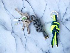 Jeg har været i gang med at friske nøglebundtet op. Det er efterhånden 2 år siden at Hay kom med
