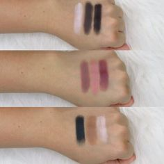 Makeup Tutorials & Makeup Tips : Swatch | Make Up For Ever Shadows (Vol. 4) Artist Palette For Fall | What's