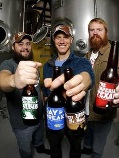 NEW BREWERIES HOP INTO N. TEXAS