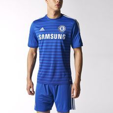 Shop men's sport jerseys including jerseys for soccer, hockey, football & more. See all styles and colors in the official adidas online store. Chelsea Fc, Chelsea Soccer, Stamford Bridge, Adidas Men, Man Shop, Mens Tops, How To Wear, Pitch, Bae