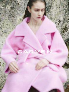Carven Fall Winter 2013 Ad Campaign