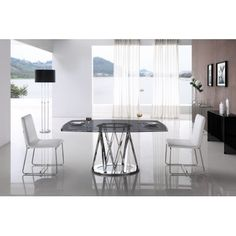 Glass Dining Table MG711-170